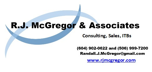 R.J.McGregor & Associates Logo