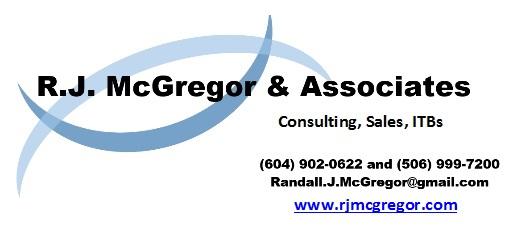 R.J.McGregor & Associates Logo